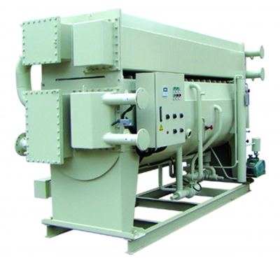 Damavand Hot Water Single Effect Absorption Chiller