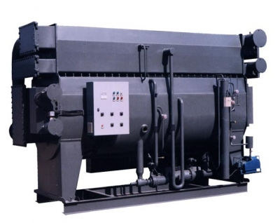 Damavand Single Steam Absorption Chiller